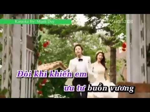 [Karaoke] Chuyện Tình Đôi Ta - Thái Tuyết Trâm (Beat Gốc)