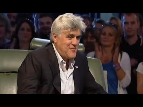 Jay Leno Interview And Lap