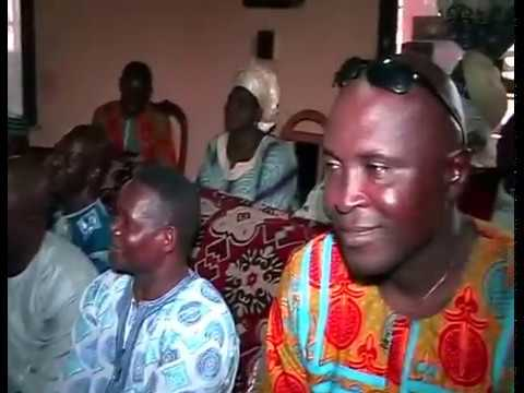 TRADITIONAL MARRIAGE /REGISTRY CEREMONY B/W  RITA & VINCENT in Benin City.