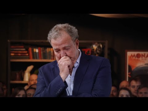 Jeremy Clarkson In Tears - The Last Grand Tour Epsiode 2019