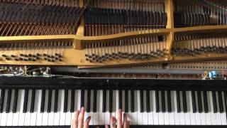 Video Angie - The Rolling Stones (piano version + sheet) download MP3, 3GP, MP4, WEBM, AVI, FLV Mei 2018