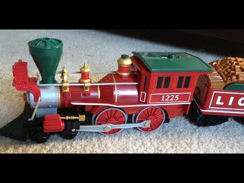 Lionel G Scale Christmas train for Sale on Ebay