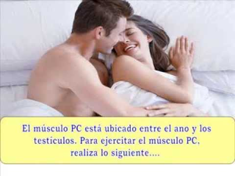 ejercicios para ereccion: