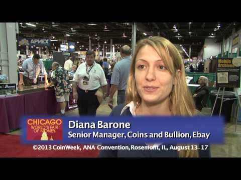 Why the American Numismatic Association Convention is so Popular. VIDEO: 4:23.
