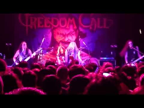 Freedom Call - Tears of Babylon - live in Tokyo 2017
