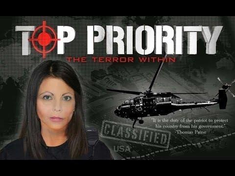 #16: Julia Davis - Homeland Security Whistleblower - Conspiracy Queries with Alan Park