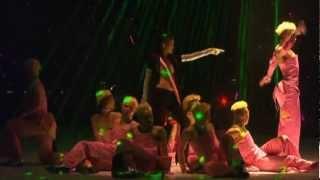 (高清)容祖兒 - 桃色冒險/跑步機上/隆重登場《CONCERT YY黃偉文作品展》DVD