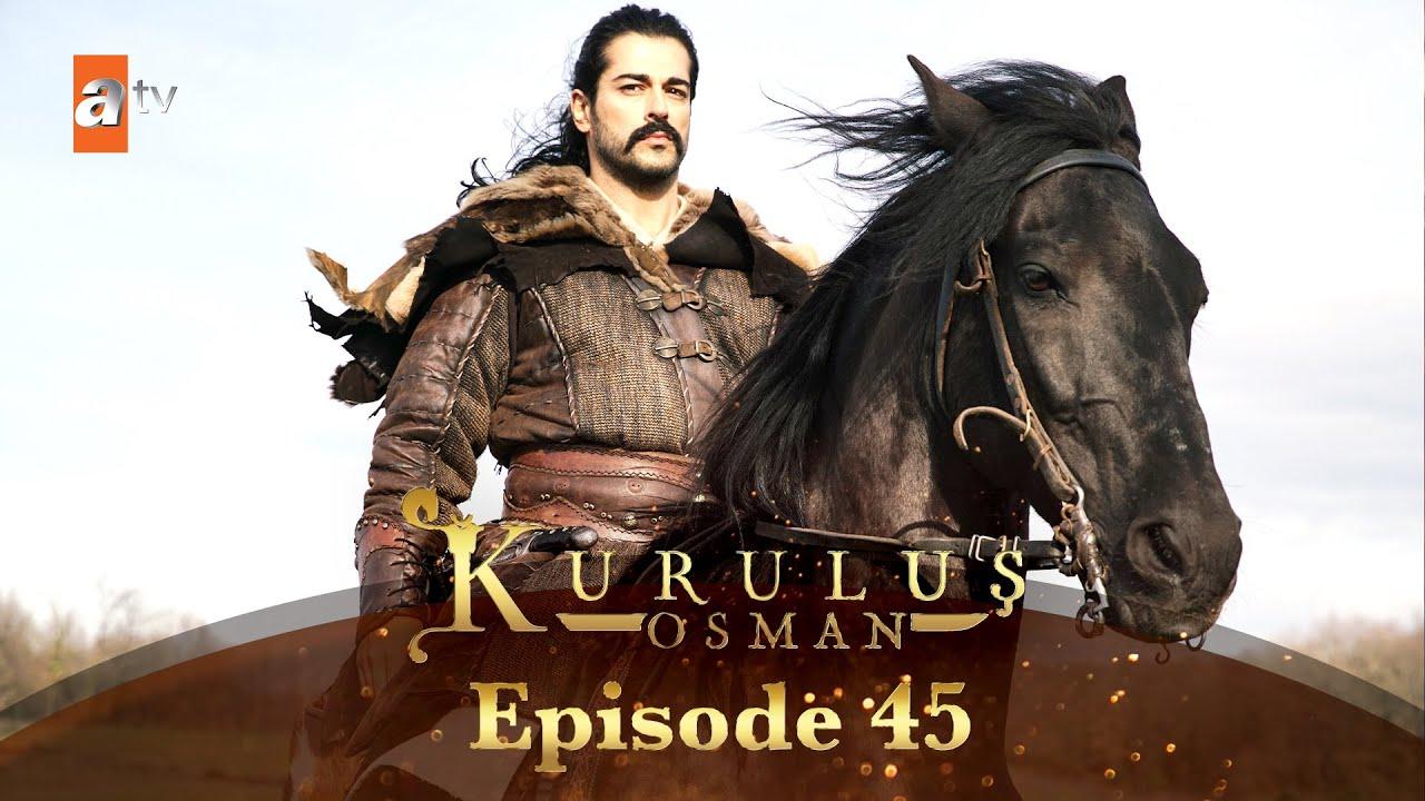 Download Kurulus Osman Urdu   Season 1 - Episode 45