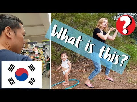 Trying to find Korean food in the Australian Countryside!