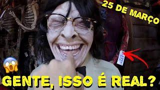25 DE MARÇO, COISAS ESTRANHAS QUE VENDEM NO HALLOWEEN 🎃| Victor Nogueira