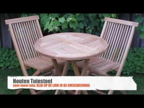 Goedkope Houten Tuinstoelen.Houten Tuinstoelen Video Goedkoopste Houten Tuinstoelen Van