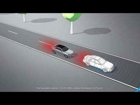 E Cl Collision Prevention Ist Plus Mercedes Benz Original