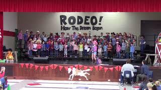JB Hunt Elementary | Rodeo!  How the Dream Began