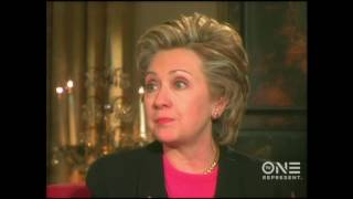 Hillary Clinton and Cathy Hughes Talk Mortgage Scandal