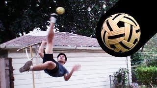 Roll Spike 5 | 'FAAD' - Sepak Takraw Practicing
