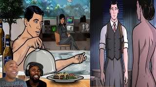 Try Not To Laugh Challenge Archer Funny Dirty Moments #2
