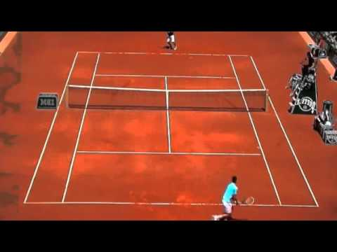 Djokovic VS Gulbis Highlights best shots Djokovic Wins and reach to finals against Nadal