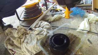 Как поменять топливный фильтр CHRYSLER VOYAGER