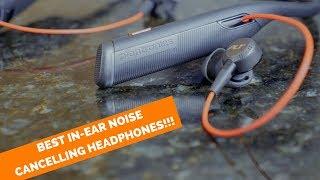Video Best In-ear Noise Canceling Headphones!!! download MP3, 3GP, MP4, WEBM, AVI, FLV Juli 2018