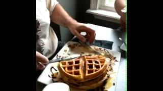Waffle Challenge 2 Winner!