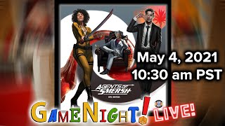 Agents of SMERSH - GameNight! Live!! from May 4th, 2021