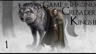"Crusader kings 2 a game of thrones as robb stark #1 ""there must always be a stark in winterfell"""