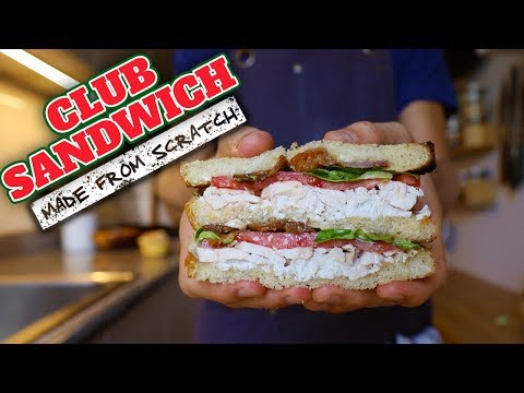 This 100 Year Old Sandwich is Still Relevant Today