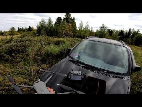видео: Второй полёт дрона..