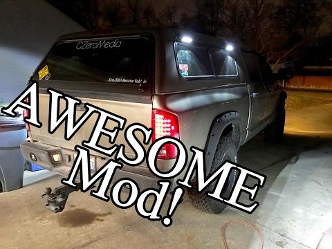 Dodge Ram Camper Light Install! - Project Asian Redneck Ram #10