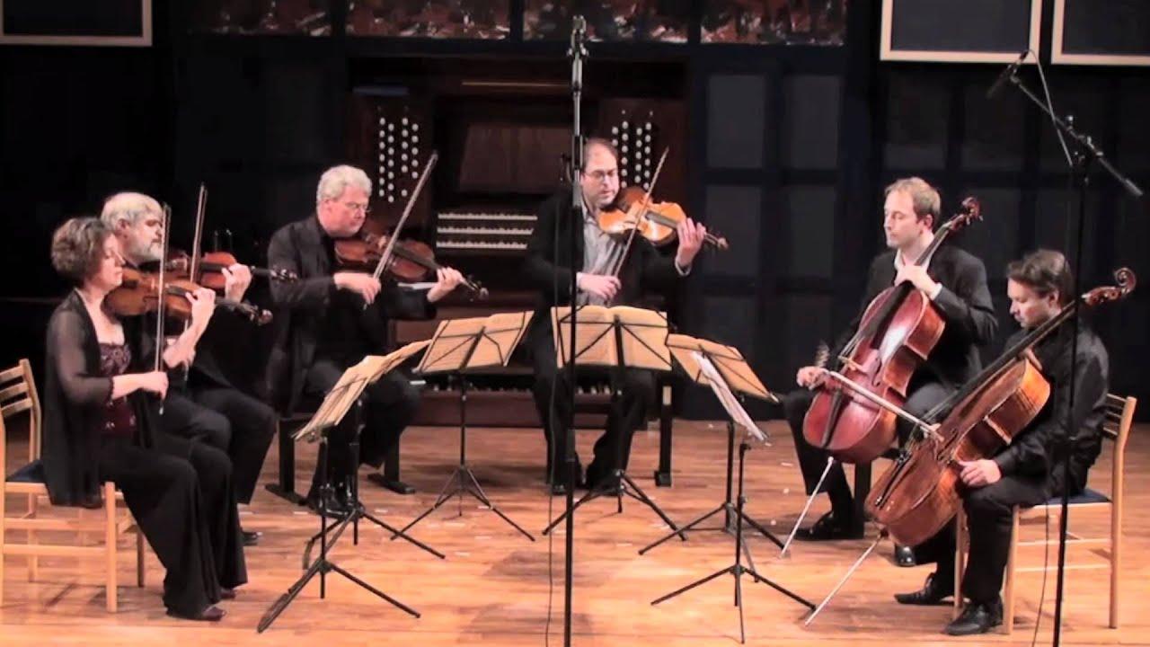 Johannes Brahms:String Sextet Op.18 Osostowicz,Øllgaard,Dann,Camille,Ylonen,Ortner,SMKS Denmark DR
