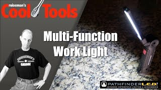 Cruiseman's Cool Tools - PATHFINDERLED Work Light