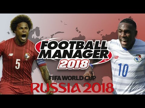 World Cup Challenge | Panama - Part 1 | Football Manager 2018