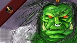Reign of Chaos: Episode 2 - Departures | Warcraft III Re-visited【WoW Machinima】