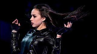 ALINA ZAGITOVA Survivor Gala Ex 2018 2019 перевод комментариев иностранцев B ESP