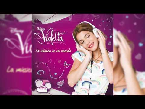 Violetta - Tienes El Talento (Audio)