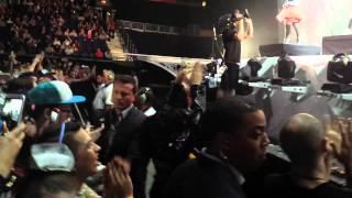 Lady Gaga supporting BABYMETAL perform in phx az