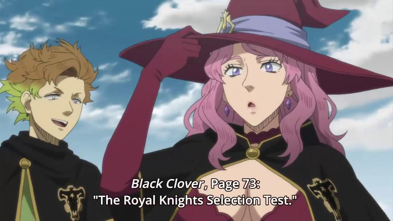 Black Clover Episode 73 English Sub Preview
