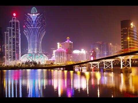 Go on a Gambler's Odyssey to Macau