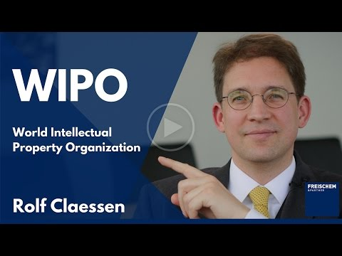 WIPO – World Intellectual Property Organization – Intellectual Property Basics #rolfclaessen