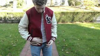 Kith Varsity Jacket Cardinal/Cream Review