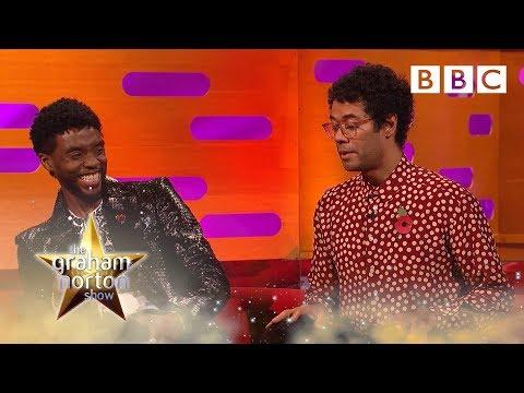 What makes Richard Aoyade the perfect geek 🤓 | The Graham Norton Show - BBC