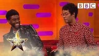 What makes Richard Aoyade the perfect geek 🤓 | The Graham Norton Show - BBC
