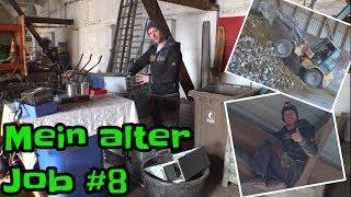 Mein alter Job #8 | Erste kleine Aufräumarbeiten