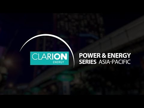 Clarion Events - Power & Energy Series - Asia-Pacific