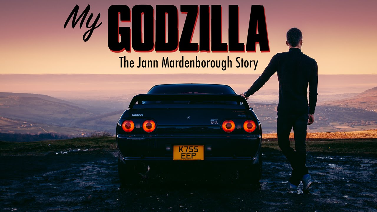 How I Became A Racing Driver And Bought My Own Godzilla