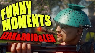 CUISINE ROYALE – Funny Moments – Izak & Rojo & Leh
