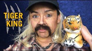 Last makeup fx video: https://www./watch?v=j_vxo12b5aw&t=7sprevious https://www./watch?v=j7mh_gxb_i4 #tigerking #joeexotic #netf...