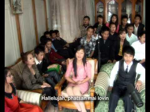 Youth For Christ Chhinga Vengthlang - Hallelujah