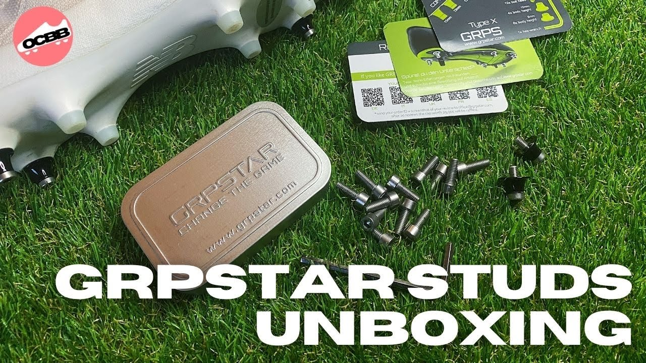 Unboxing: GRPStar Studs