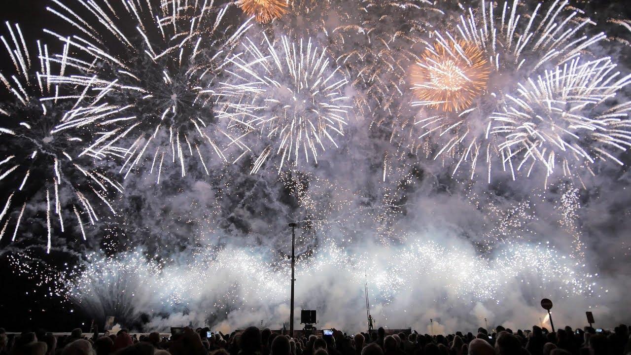 Knokke Heist Vuurwerkfestival 19082018 Youtube